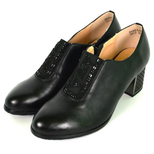 Туфли  женские  2424-L84350B
