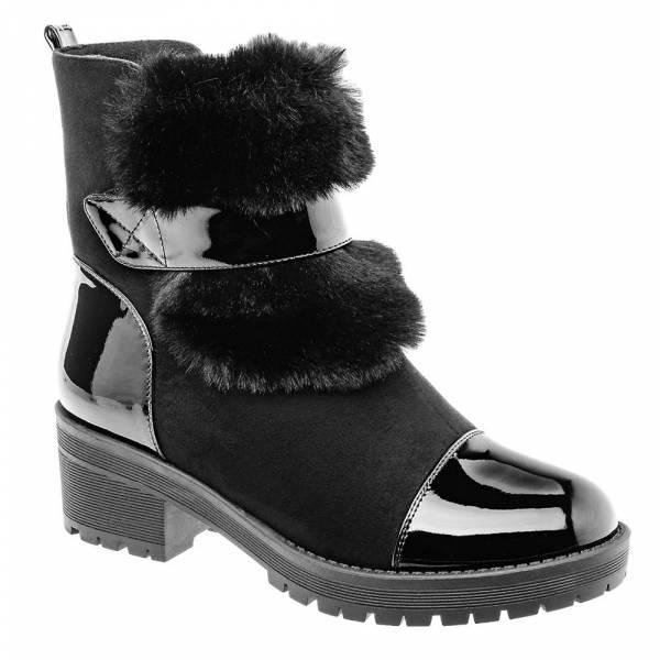 Ботинки зимние 987111/02-01