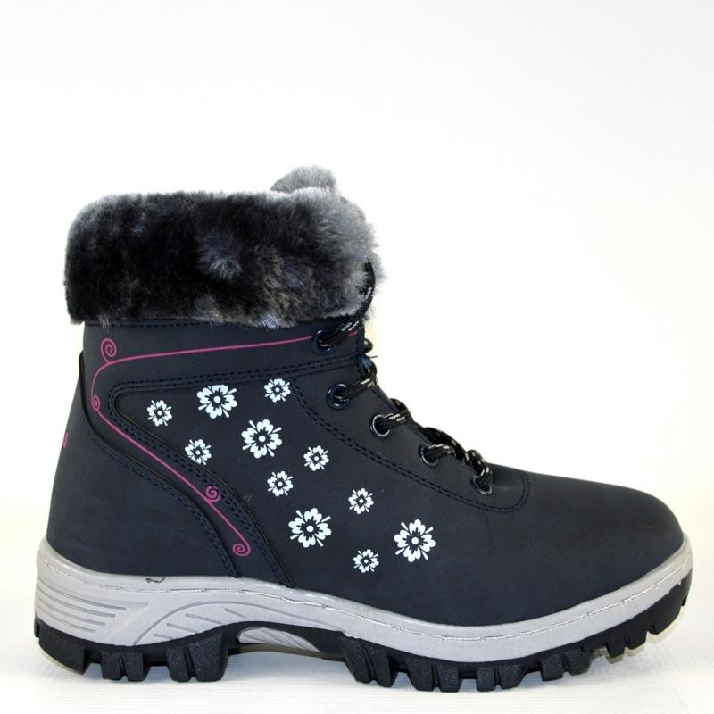 Женские Ботинки B382-3-Qi