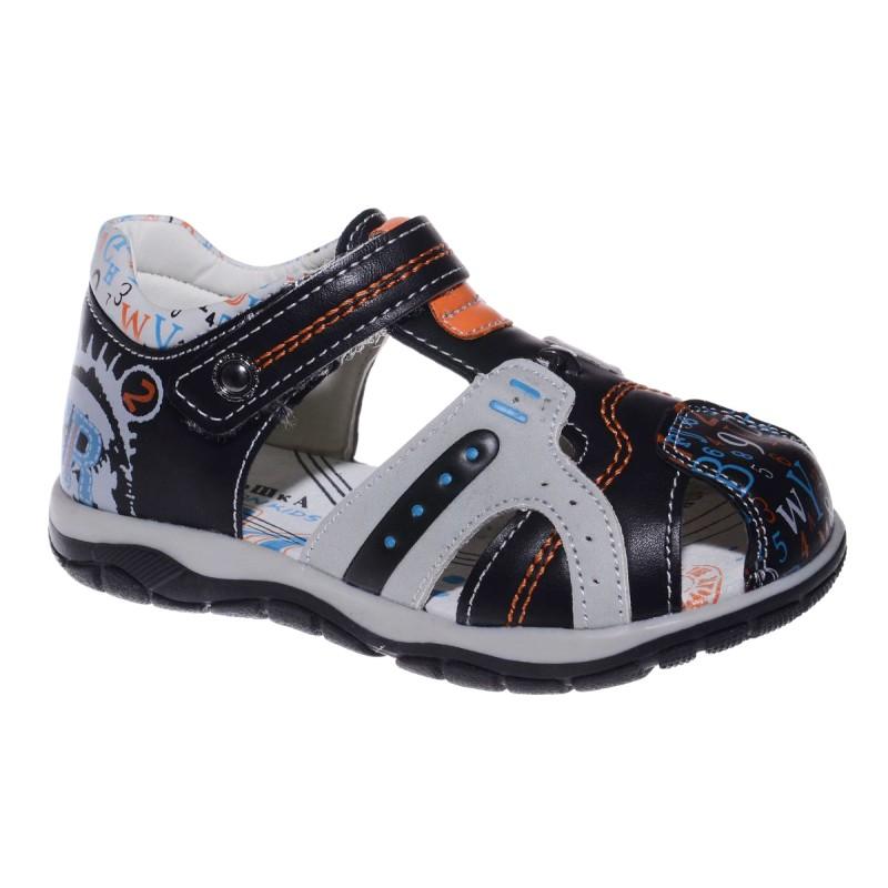 Детские сандалии 335-1-Qi