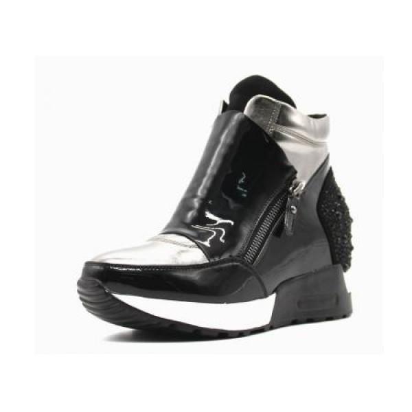 Женские Ботинки  L156M-QI